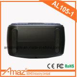 Altoparlante mobile di plastica poco costoso del carrello di Bluetooth con variopinto