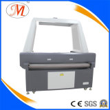 Machines asynchrones de laser pour le découpage de configuration de chaussures (JM-1812T-A-P)
