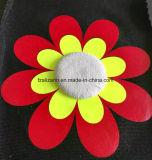 Flexión Cuttable amarilla de neón de la PU de la alta calidad para las materias textiles
