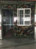 낮은 급여 최신 판매를 위한 현대 이동할 수 있는 Prefabricated 또는 조립식 집 콘테이너 집