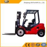 Série do Un N do Forklift 2.5ton Diesel com o motor de Xinchai A498
