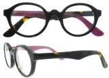 Популярные очки кадры раунда кадры итальянский дизайнер очки