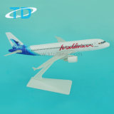 Maldivian 18.8cm 항공 항공기 모형 에어버스 A320 개인적인 제트기