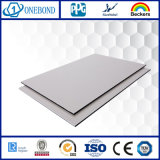 Le GV de la Chine a certifié les panneaux composés en aluminium enduits par PE