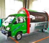 Camion mobile de nourriture, camion mobile électrique de nourriture