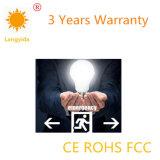 Birnen-Cer RoHS Zustimmung des China-Hersteller-7W Emergency