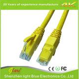 Câble LAN UTP CAT6 de qualité supérieure CCA UTP