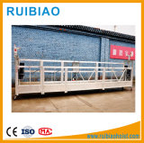 Chargement de conteneurs de haute élévation plateforme de travail de l'aluminium élevée