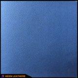 Diverso cuero de la PU del cambio del color de los diseños para el cuaderno Hx-0726