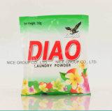 Poudre 350g de blanchisserie de marque de Diao