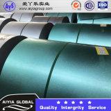 El acero prepintado del Galvalume enrolla las bobinas de aluminio de Gl del cinc del color de la estructura de edificio del precio