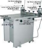 Imprimante en verre manuelle d'écran en soie de Tableau de vide de Tam-6080s