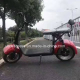 Самокат 2017 тучных кокосов города автошины электрический с алюминиевым колесом