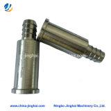 Custom Hihg Precision CNC Metal Usinagem Peças Conector de aço inoxidável