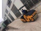 Junma ne 3 tonnes mini Road rouleau vibratoire (chargeuse à roues YZC3)
