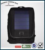 Zaino solare impermeabile e leggero Sh-17070106 di disegno compatto