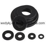 DIN 125 Black Plastic Plain Rubber Flat Nylon Washer
