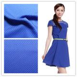 Текстильные 100% полиэстерные ткани, эластичные и жаккардовые для одежды