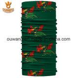 Sciarpa multifunzionale di vendita calda del Bandana del tubo senza giunte su ordinazione