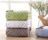 Embroideriedのロゴの昇進のホテル/ホーム綿の表面/手/浴室タオル