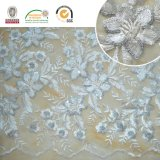Algodão Home Textile Embroisery Accessories Lace Fabric (GF1013)