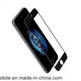 Protecteur mobile de luxe de vente chaud d'écran en verre Tempered d'accessoires de téléphone cellulaire d'impression d'écran en soie des Etats-Unis pour l'iPhone 7