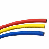 3pcs SAE J2196 couleur flexible R410a Fréon le flexible de charge de fluide réfrigérant