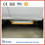Pasos eléctricos para automóviles, Ambulancia