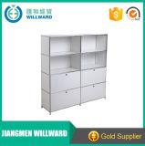 Qualitäts-Soem-modulares Stahlbüro-Aktenschrank-Metall