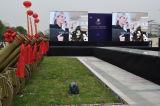 Mur polychrome extérieur de vidéo de l'Afficheur LED d'éclat de Hight/DEL