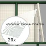Cerca del jardín de la pantalla de la tira del PVC de Schiefer-Optik 450g el 19cm*35m de la buena calidad