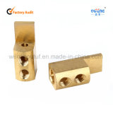 China-spezielle kundenspezifische elektrische Schalter-Messingterminals