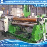 Venda quente! Máquina de rolamento simétrica hidráulica da placa de três rolos Mclw11nc-20X2000