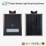 série solar de King Kong da luz do jardim 20W com de controle remoto