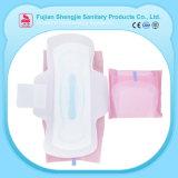 Femmes dégradables de Softcare de promotion chaude constructeur de 8 de couche serviettes hygiéniques d'anion