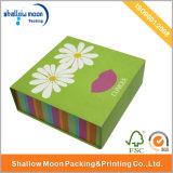 Personalizar os cosméticos Foldable da impressão dos tipos que empacotam a caixa (QYCI1514)