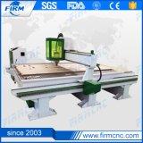Fabricante profesional de 1300*2500mm de la puerta de armario de la fabricación de muebles madera Router CNC