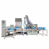 4 Köpfe Automatic Liquid Filling Machinefor Daily Chemical mit Capping