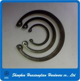DIN471 DIN472 DIN6799 Anel de retenção interna externa de aço inoxidável