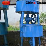 180L 2.2kw中国の携帯用ディーゼルゴム製ミキサー機械