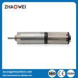 Motor eléctrico de metal de alta precisión Caja de engranajes reductores