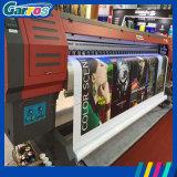 3.2m Eco Garros Rt3202 용해력이 있는 디지털 비닐 스티커 인쇄 기계
