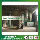 CER Approved 2t/H Biomass Wood Pelleting Mill Plant