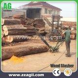 Небольшие деревянные Log пиление машины переносные деревянные Slasher режущего аппарата