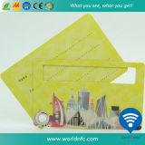 Nichtstandardisiertes Hersteller-Zeichen-Drucken PVC-Gepäck/Gepäck-Karte