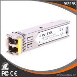 2,5 g CWDM SFP 80 km 1550nm para SMF