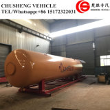 ASME標準20tons 40m3 LPGシリンダーガスの給油所