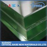 Низкое утюг Закаленное слоистое стекло с Sentryglas Plus от компании DuPont