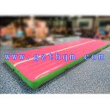 Cojín de aire inflable Pista / Gimnasio Mat inflable de aire Secadora Pista
