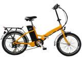 Form-Art-elektrisches faltendes Fahrrad mit 7-Speed Derailleur